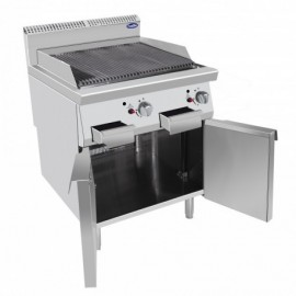 GRILL CHARCOAL SUR PLACARD SERIE 700